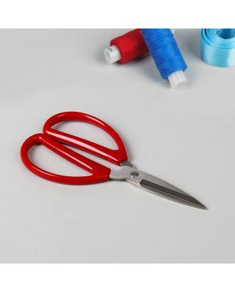 Ножницы портновские, антискользящие, 19 см арт. СМЛ-21176-2-СМЛ2991200