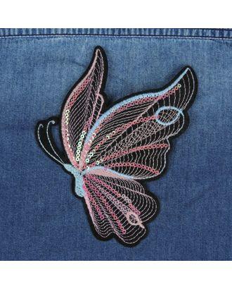 Термоаппликация «Бабочка» р.12х15 см арт. СМЛ-7045-1-СМЛ2995439