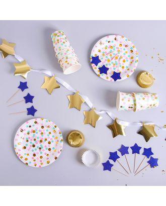Набор для украшения праздника «Праздничное конфетти» арт. СМЛ-57452-1-СМЛ0003028573