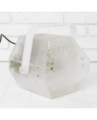 Генератор мыльных пузырей, меняет подсветку арт. СМЛ-120734-1-СМЛ0003129870