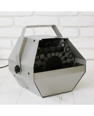 Генератор мыльных пузырей, на пульте, 220 В арт. СМЛ-120735-1-СМЛ0003129871