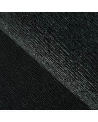 """Бумага гофрированная, 902 """"Чёрная"""", 0,5 х 2,5 м арт. СМЛ-33995-1-СМЛ3187899"""