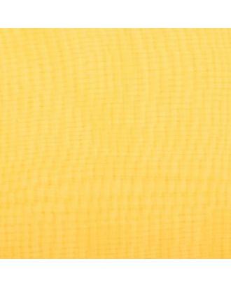 """Тюль """"Этель"""" 145*270 цв. жёлтый, вуаль, 100% п/э арт. СМЛ-21428-1-СМЛ3249173"""