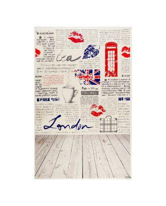 """Фотофон винил """"Лондон"""" стена+пол 80х125 см арт. СМЛ-114104-1-СМЛ0003259369"""
