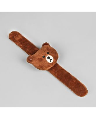 Игольница на браслете «Мишка» 6,5х23 см арт. СМЛ-26138-1-СМЛ3285734