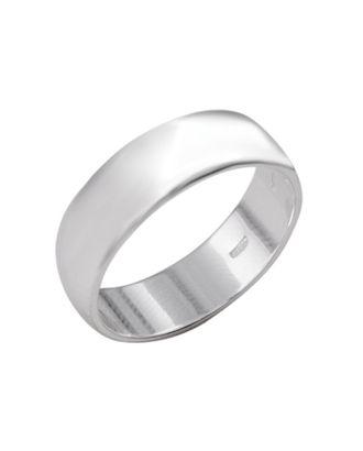 """Кольцо посеребрение """"Обручальное"""", 19 размер арт. СМЛ-117641-1-СМЛ0003312004"""