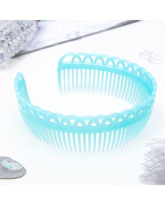 """Гребень-ободок для волос """"Простой"""", микс арт. СМЛ-9065-1-СМЛ3314919"""