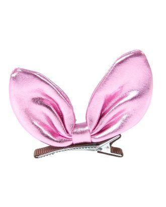 """Карнавальный зажим """"Бантик"""", цвет розовый арт. СМЛ-9668-1-СМЛ3366724"""