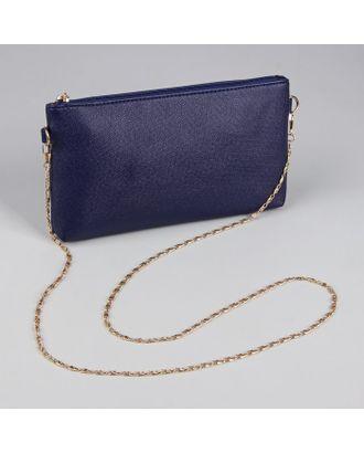 Цепочка для сумки, с карабинами 0,4х1,3 см, 120 см арт. СМЛ-21873-2-СМЛ3424841