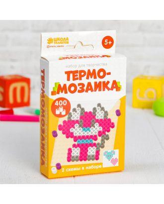 """Термомозаика """"Мышка и кошка"""" с пинцетом арт. СМЛ-10890-1-СМЛ3486137"""