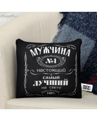"Подушка антистресс ""Мужчина №1"" арт. СМЛ-10914-1-СМЛ3488023"