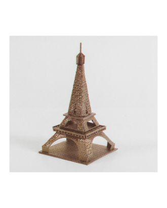 """Модель 3D """"Эйфелева башня"""" из бумаги с лазерной резкой арт. СМЛ-11093-1-СМЛ3495234"""