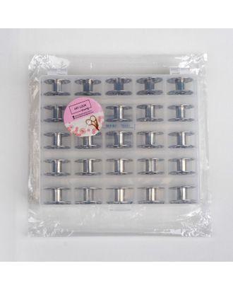 Набор шпулек, d = 2 см, 25 шт арт. СМЛ-11135-1-СМЛ3498750