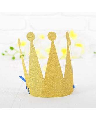 Корона «Царевна», цвет серебряный арт. СМЛ-100706-2-СМЛ0003501351
