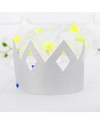 Корона «Узор», цвет золотой арт. СМЛ-100705-2-СМЛ0003501356