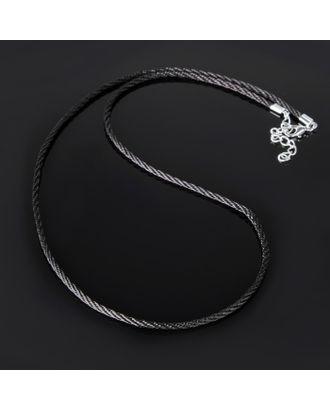 Шнурок нейлоновый d=3мм, L=55см, канатное плетение арт. СМЛ-11252-1-СМЛ3516189