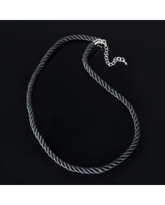 Шнурок текстильный  d=6мм, L=45см, канатное плетение арт. СМЛ-11253-1-СМЛ3516194