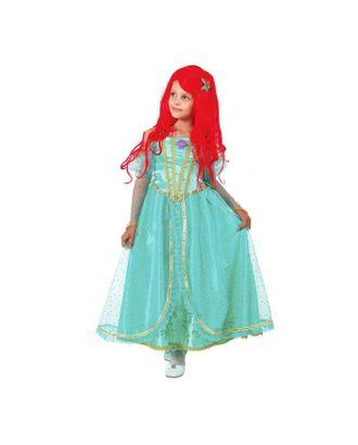 Карнавальный костюм «Принцесса Ариэль», текстиль, размер 38, рост 146 см арт. СМЛ-95563-2-СМЛ0000351732