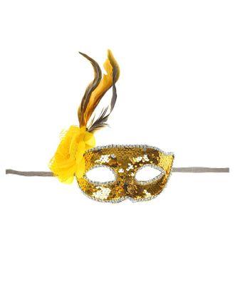 Карнавальная маска «Венеция», цвет голубой арт. СМЛ-100839-2-СМЛ0003527577