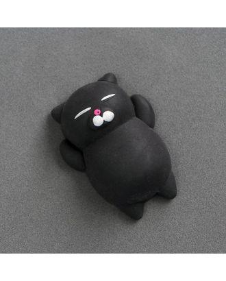 Мялка-антистресс «Кошечка», цвет синий арт. СМЛ-100621-8-СМЛ0003545519