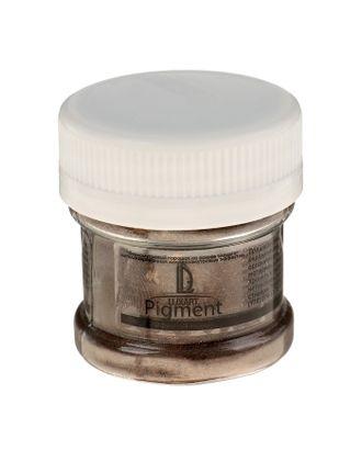 Декоративный пигмент LUXART Pigment 25 мл/6 г золото коричневое арт. СМЛ-11460-1-СМЛ3546428