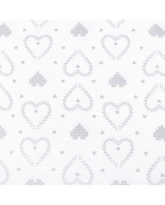 Скатерть «Этель: Love story», 110 × 147 см, хлопок 100 %, саржа, 190 г/м² арт. СМЛ-22327-1-СМЛ3549461