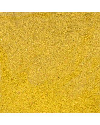 """№5 Цветной песок """"Желтый"""" 500 г арт. СМЛ-11657-1-СМЛ3562422"""