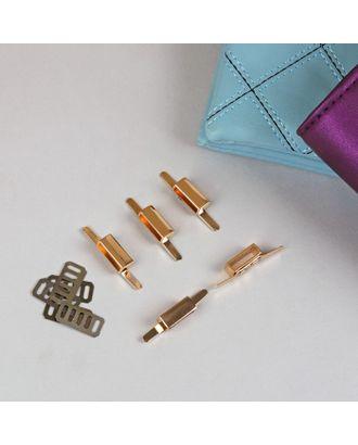 Декоративные элементы на прокол, 4,2х0,8 см, 5шт арт. СМЛ-22401-2-СМЛ3562549