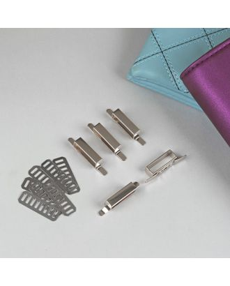 Декоративные элементы на прокол, 5,8х0,8 см, 5шт арт. СМЛ-22403-1-СМЛ3562552
