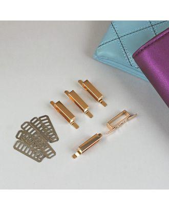 Декоративные элементы на прокол, 5,8х0,8 см, 5шт арт. СМЛ-22403-2-СМЛ3562553