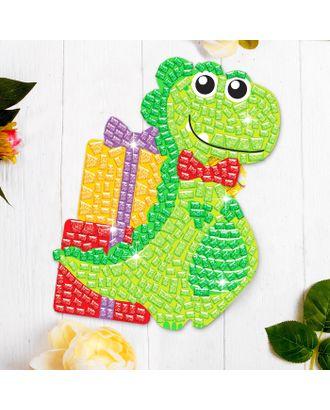 """Мозаика стикерная форменная """"Динозавр"""" арт. СМЛ-11744-1-СМЛ3565700"""