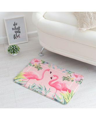 Ковёр «Этель» Фламинго 40×60 см, 100% п/э арт. СМЛ-12605-1-СМЛ3607924