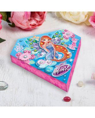 Шкатулка для декорирования феи ВИНКС: Блум арт. СМЛ-12790-1-СМЛ3623519