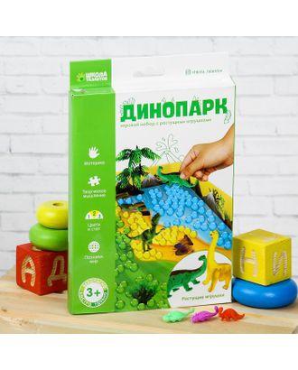 """Тактильная коробочка """"Создай свой динопарк"""" с растущими игрушками арт. СМЛ-12817-1-СМЛ3625378"""