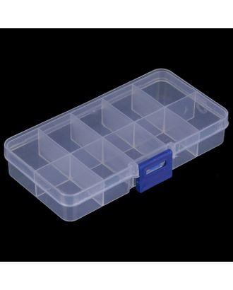 Бокс для хранения, 10 отделений арт. СМЛ-12987-1-СМЛ0036392