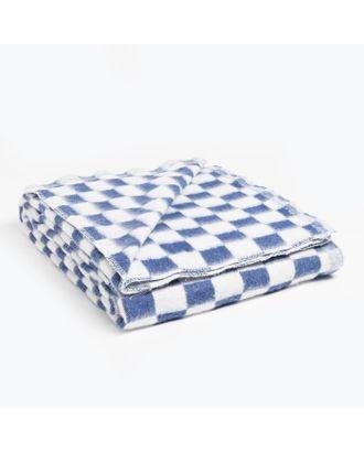 Одеяло байковое, 140х205 см, цвет микс арт. СМЛ-32793-1-СМЛ3657610