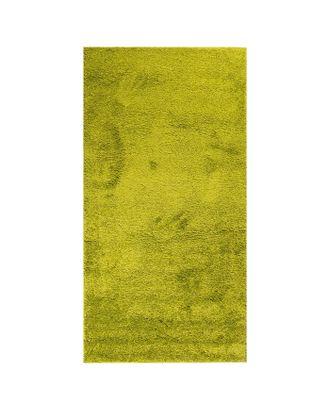 Ковёр Фризе «Шегги», цвет салатовый, 150х200 см арт. СМЛ-40133-3-СМЛ0003667221