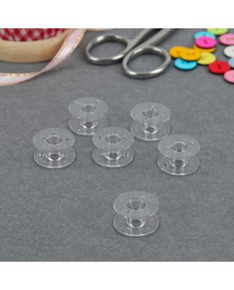 Шпульки для швейных машин, 6 шт арт. СМЛ-13464-1-СМЛ3680031