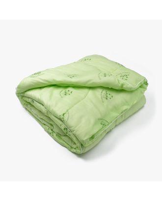 Одеяло Бамбук 140х205 см, файбер, п/э 100% арт. СМЛ-32998-1-СМЛ3680345