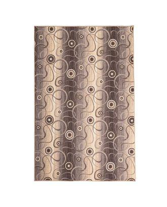 Палас СФЕРА, размер 100х200 см, цвет серый 19/21 войлок 195 г/м2 арт. СМЛ-33616-1-СМЛ3681967