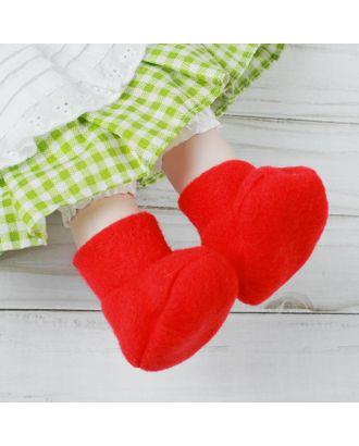 Носки для куклы, длина стопы 7 см арт. СМЛ-23699-5-СМЛ3704721
