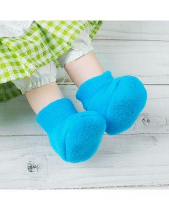 Носки для куклы, длина стопы 6 см арт. СМЛ-23698-3-СМЛ3704728