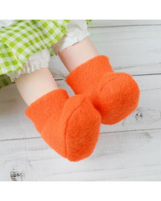 Носки для куклы, длина стопы 6 см арт. СМЛ-23698-4-СМЛ3704737