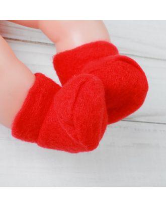 Носки для куклы, длина стопы 6 см арт. СМЛ-23698-5-СМЛ3704745