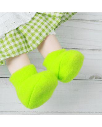 Носки для куклы, длина стопы 6 см арт. СМЛ-23698-6-СМЛ3704748