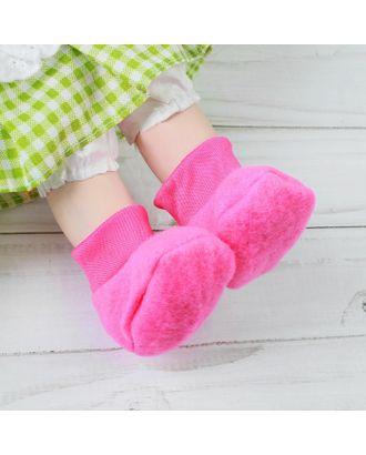 Носки для куклы, длина стопы 7 см арт. СМЛ-23699-3-СМЛ3704775