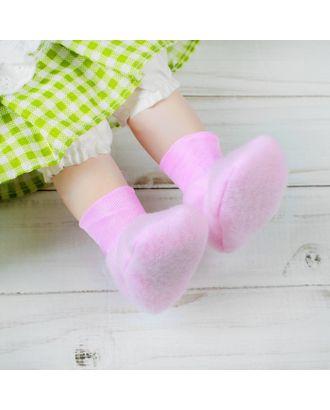 Носки для куклы, длина стопы 6 см арт. СМЛ-23698-1-СМЛ3704777