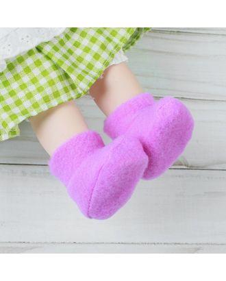 Носки для куклы, длина стопы 6 см арт. СМЛ-23698-7-СМЛ3704788