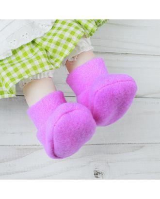 Носки для куклы, длина стопы 7 см арт. СМЛ-23699-2-СМЛ3704792