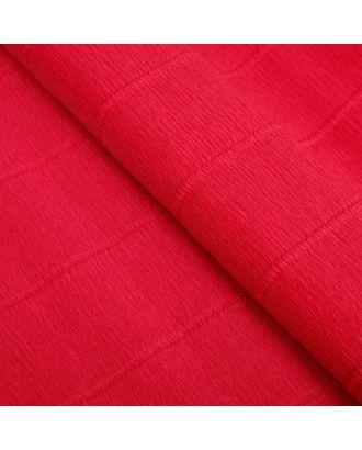 Бумага гофрированная 989 красная, 50 см х 2,5 м арт. СМЛ-34002-1-СМЛ3706228